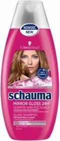 Schauma szampon 250ml Mirror Gloss 24h