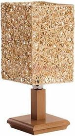 Alfa Abaka beż 16618 lampa stojąca