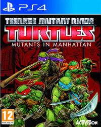Teenage Mutant Ninja Turtles: Mutants in Manhattan PS4