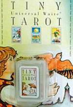 AGM Universal Waite Tarot Tiny Brelok do kluczy x