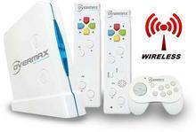 Overmax Konsola przenośna 85 gier + 2 GamePady + Joysticki