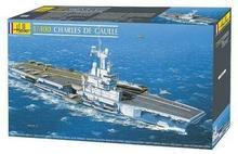 Heller Lotniskowiec Charles de Gaulle 81072