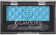 Rimmel London Glam Eyes Mono Eye Shadow 2,4g W Cień do powiek do powiek 410 Plum Romance
