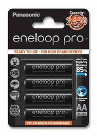 Panasonic Eneloop Pro 4x 2450 mAh