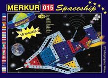 Zestaw Konstrukcyjny Merkur M015 Statek kosmiczny