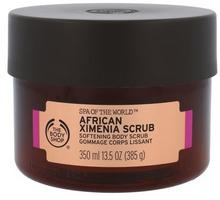 The Body Shop Spa Of The World African Ximenia Scrub 350ml W Peeling