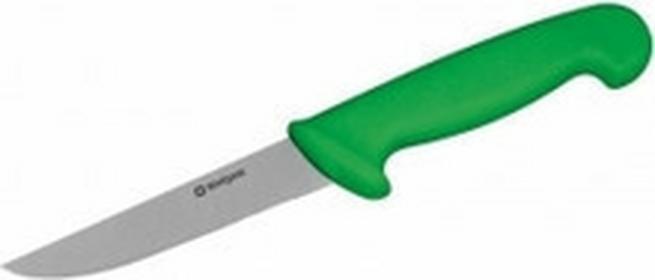 Stalgast Nóź do obierania zielony / L: 9 cm / 285082