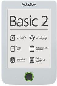 PocketBook 614 Basic 2 biały