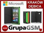 Microsoft Etui Flip CP-634 do Lumia 532, 532, Dual kolor: czarny