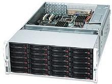 Intel Single CPU E5 SC847E16 Storage SC847E16