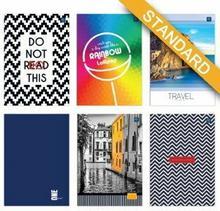 Inter-druk Zeszyty A4 96 kartek kratka ID060