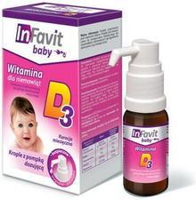 Bioticom InFavit baby Witamina D3 10 ml