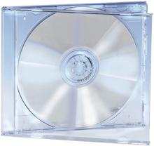 Ednet Pudełko Crystal na 2 CD 5-pack 64030