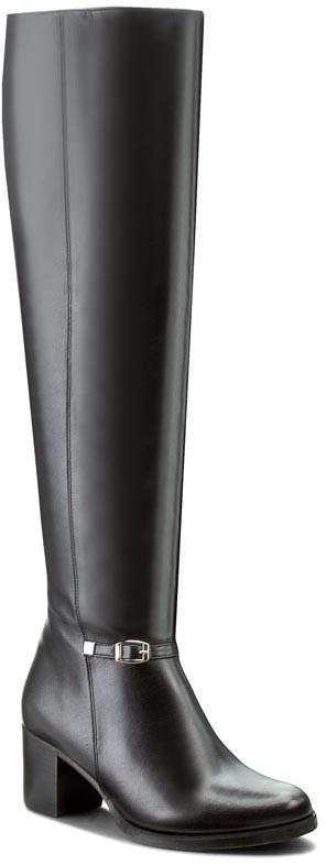 Baldaccini Muszkieterki 176000-0 Czarny S skóra naturalna/licowa