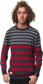Horsefeathers MAGNETIC SWEATER (ruby)