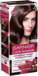 Garnier Color Sensation 5.0 Świetlisty Jasny Brąz