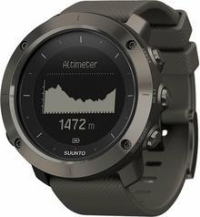 Suunto Traverse zegarek z GPS, szary, jeden rozmiar