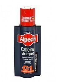 Alpecin Caffeine Shampoo Hair Energizer prípravok proti padaniu vlasov 2