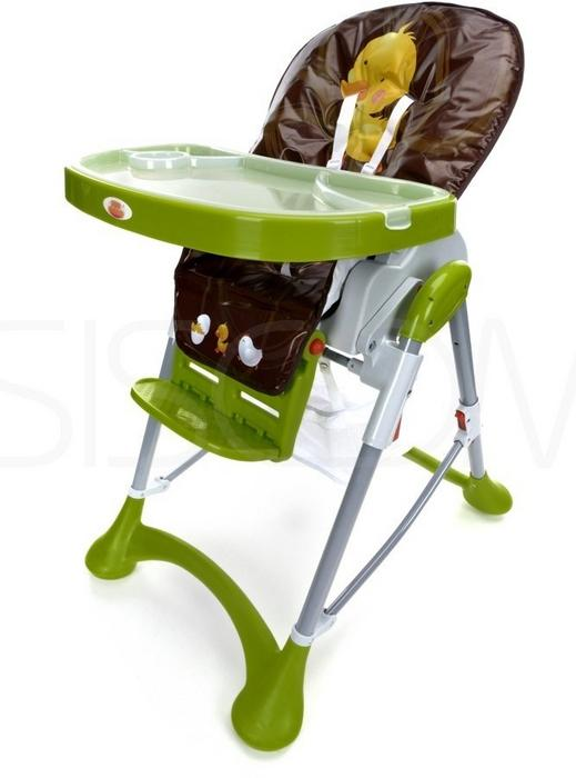 Baby Maxi Składane krzesełko do karmienia 205