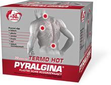 Polpharma Pyralgina Termo Hot Plaster silnie rozgrzewający 1 szt.