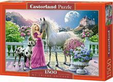 Castorland Mój przyjaciel Jednoroże 151301