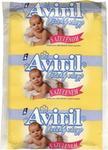 Opinie o AVIRIL zasypka dla dzieci z azulenami, saszetki, 100g