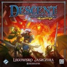 Galakta Descent: Legowisko Jaszczura