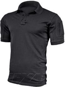 Elite Koszulka polo Texar Pro Black