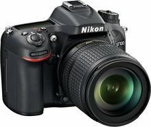 Nikon D7100 + 18-105 kit