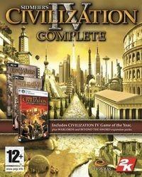 Sid Meiers Civilization IV The Complete Edition (PC) STEAM