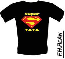 T-Shirt T-shirt Super Tata
