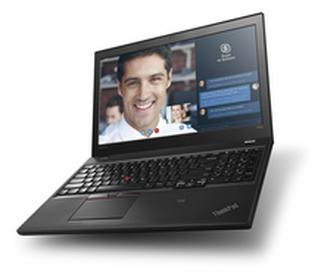 "LenovoThinkPad T560 15,6"", Core i7 2,6GHz, 16GB RAM (20FJ002TPB)"
