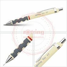 Rotring Ołówek automatyczny Tikky III 0,5 kremowy korpus - S0969100