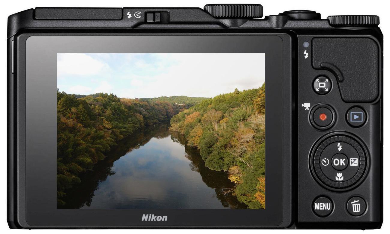 Aparat kompaktowy Nikon Coolpix A900 ekran LCD
