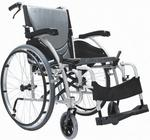 Antar Oppo Wózek inwalidzki aluminiowy Karma S-ERGO 115. Odbiór osobisty w Warszawie