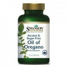 SWANSON Oregano Oil 120 szt.