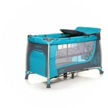 4Baby łóżeczko łóżeczka turystyczne Moderno niebieskie