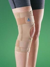 Antar Oppo Stabilizator kolana z zawiasami, z przewiewnej tkaniny 2037