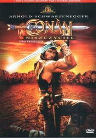 Conan Niszczyciel  [DVD]