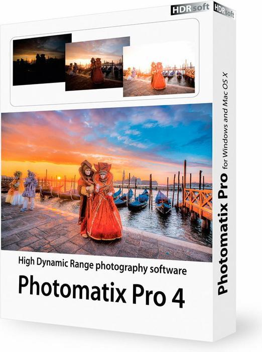 HDR software Photomatix Pro Plus Nowa licencja