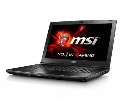 MSI GL62 6QE-1807XPL