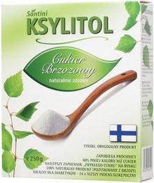 Santini KSYLITOL C KRYSTALICZNY 250 g - (FINLANDIA)
