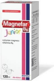 Biofarm Magnefar B6 Junior 120 ml