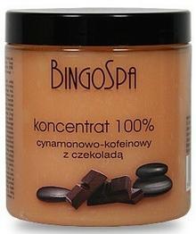 BingoSpa Koncentrat cynamonowo kofeinowy z czekoladą 250g