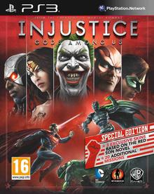Injustice: Gods Among Us - Edycja Specjalna PS3