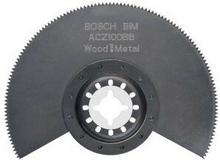 Bosch Brzeszczot segmentowy BIM Wood and Metal wygięty ACZ 100 BB 2608661633