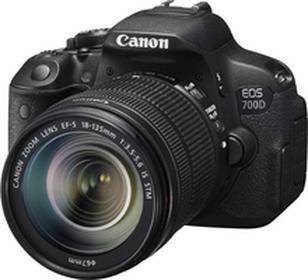 CanonEOS 700D + 18-135 STM kit