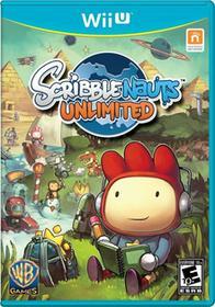 Scribblenauts Unlimited Wii