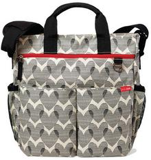 Skip Hop Torba Duo Signature Hearts
