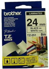 Brother folia laminowana TZ-251 (TZ251)